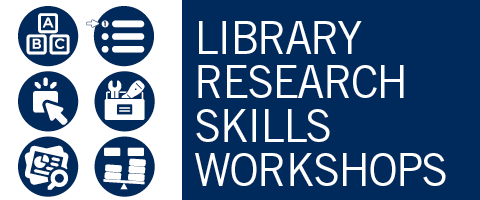 Library Research Skills Workshops