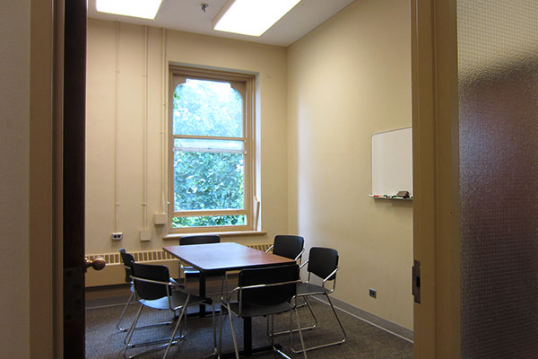 U Of T Study Room Booking