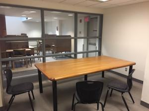 U Of T Gerstein Study Room Booking