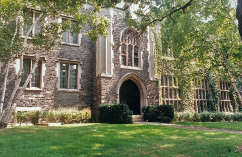 Photo of Victoria University - Emmanuel College Library