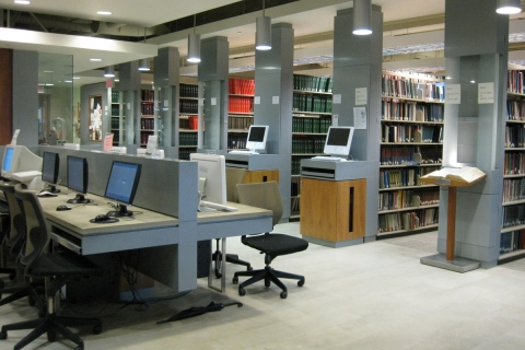 Photo of Chemistry Library (A D Allen)
