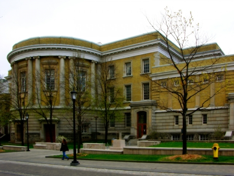 Photo of Engineering & Computer Science Library