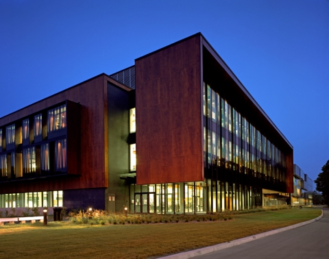 UTM Library credit – Ben Rahn, A-Frame Incorporated