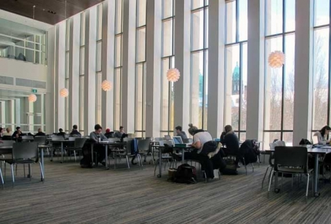 Photo of Law library
