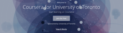 Logo for Coursera for University of Toronto