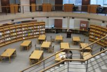Photo of Earth Sciences Library (Noranda)
