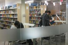 Photo of Mathematical Sciences Library