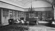 Photo of Hart House Library