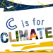"""Graphic that reads, """"C is for Climate"""""""