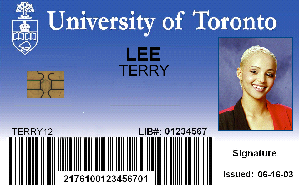 Toronto University Tcards Library Libraries And Of Cards